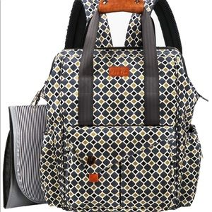 Handbags - Hap Tim Diaper Bag Backpack